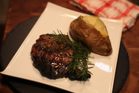 Steakhouse perfection at HOME